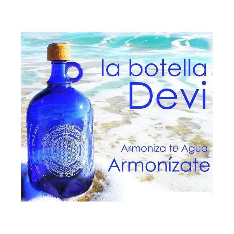 Botella Devi 2L - Flor de la Vida.
